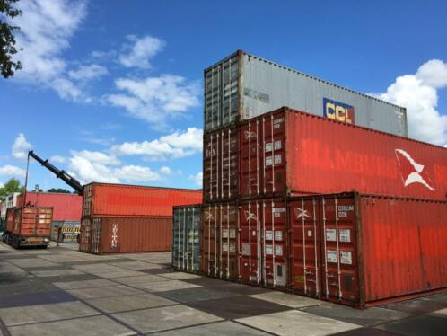 20ft 40ft 40HC Containers Direct Leverbaar