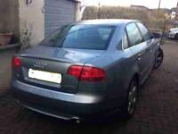 Audi A4 b7 breaking for all parts