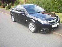 Black Vauxhall Vectra 2.0 SRI Deasil