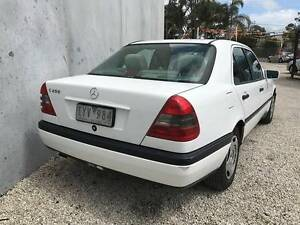 1997 Mercedes-Benz C200 Sedan Seaford Frankston Area Preview