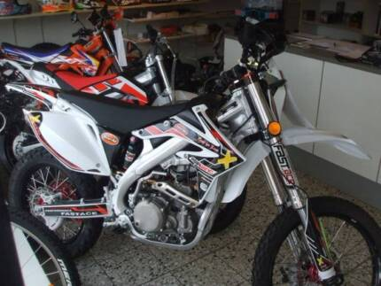 ODES MCF250 AsiaWings Honda CRF250 STOLEN XMAS PRESENT Kenmore Hills Brisbane North West Preview