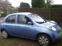 Micra for spares