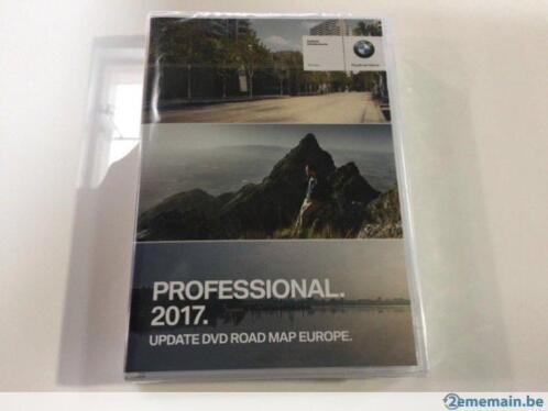 BMW Navigatie Originele DVD 2017 Business High Professional
