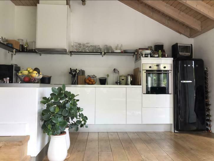 Hoogglans Witte Ikea Keuken Inclusief Apparatuur Garantie