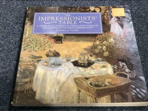 The Impressionist's Table - Pamela Todd