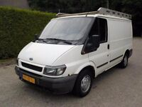 CLEAN LEFT HAND DRIVE FORD TRANSIT VAN, DRIVES EXCELLENTLY, GOOD LOAD SPACE , PAPERS SORTED.CALL ME