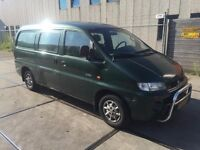 VERY CLEAN LEFT HAND DRIVE HYUNDAI H200, DRIVES EXCELLENTLY, MECHANICS GREAT, EXPORT PAPERS SORTED.