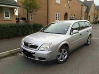 Vauxhall vectra 2.0 Dti estate great car. Sell or swap for van.