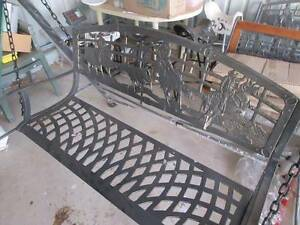 Cast Iron Swing seat Uleybury Playford Area Preview