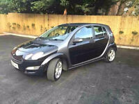 2005 05 SMART FORFOUR PASSION 1.5 CDI 68 MOT 10/17 DIESEL (CHEAPER PART EX WELCOME)