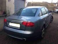 Audi A4 b7 breaking