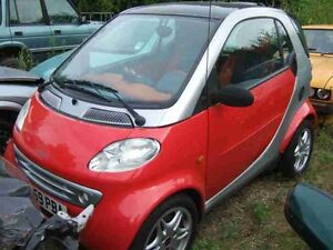 2005 Smart for two diesel