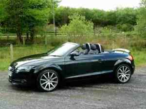 @@@ 2009 Audi TT Convertible LIKE NEW  @@@