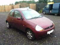 2004 04 FORD KA STYLE 1.3 MOT 03/2017 (PART EX WELCOME) READY TO DRIVE AWAY