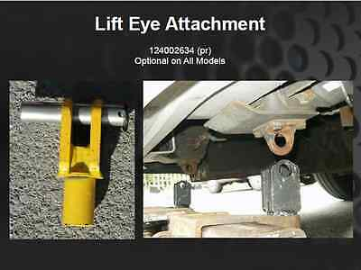 Bus Lift Eye Attachment Forks From Miller Industries