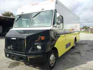 2001 Freightliner Step Van -SOLD CONDITIONALLY-
