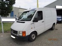 LHD LEFT HAND DRIVE VOLKSWAGEN LT 28 TDI, AIRCON,VW TRANSPORTER LHD
