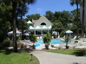 Condo for rent on Hilton Head Island, South Carolina.