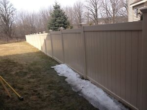 PVC Fence year end Sale Gatineau Ottawa / Gatineau Area image 4