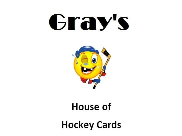 Gray's Hockey Cards