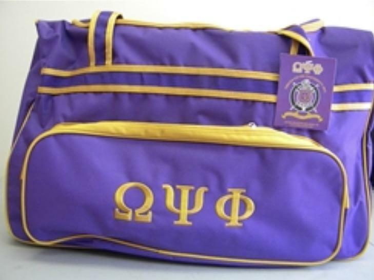 Omega Psi Phi - Trolley Bag
