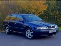 2001 Skoda Octavia 1.8T Elegance 4x4 - 1 Owner & Low Mileage - Turbo 1.8 Petrol
