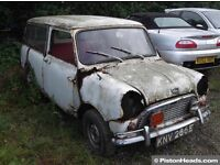 Wanted cars. Vans. Classic vehicles. Boats etc