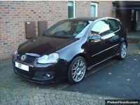 2007 Golf GTI Edition 30 in black (limited edition) 2.0 litre TFSI