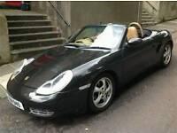 Porsche Boxster 986 2.5 facelift convertible summer toy classic cheap insurance