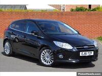 Ford Focus titanium x for sale