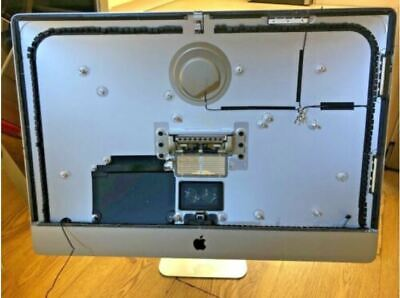Apple iMac A1419 late 2012 2013 case chassis base hinge stand good condition