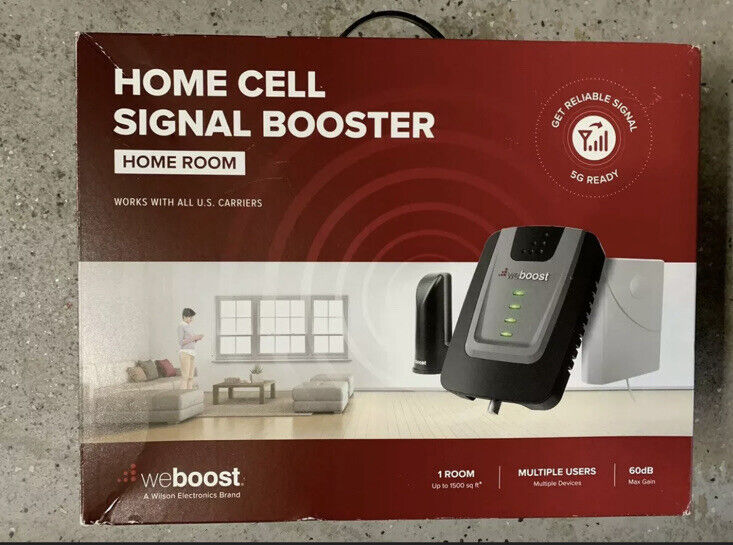 weBoost Home 4G Cell Phone Booster Kit (2020 Kit) - 470101 / 472120 Free Ship