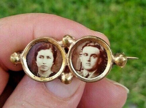 Antique Victorian pin 1800