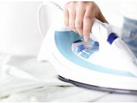 Ironing - West/East Molesey, Esher, Thames Ditton etc.
