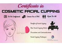 COSMETIC FACIAL CUPPING CLASS