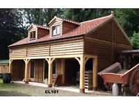GARDEN BUILDING/WOODEN/GRILL-CABIN/SUMMERHOUSE/ROOM/OFFICE/BUILDER OF LOG-CABINS