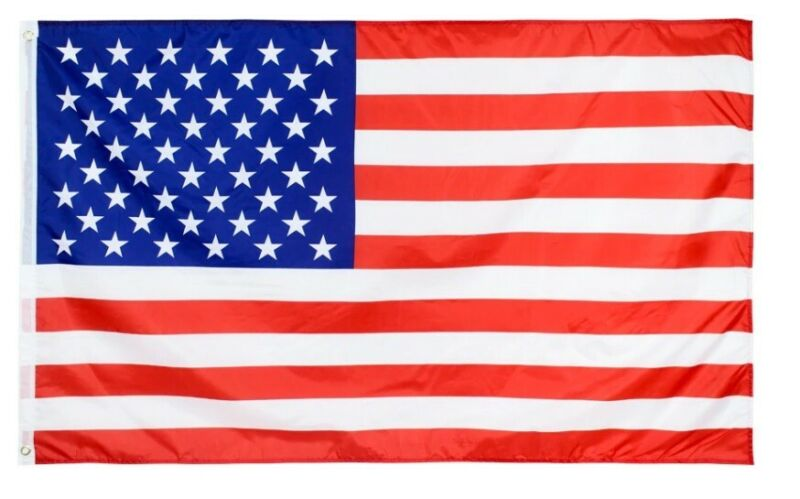 USA Stars & Stripes, The flag of the United States of America, 3X5ft BRAND NEW!
