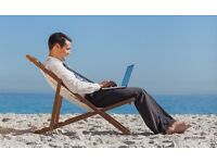 Sick & Tired Of Working 9-5? Want To Start Up Your Own Online Business or Home Business? We Can Help