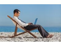 Fed Up Of Working In A 9-5 Job? We Teach You How To Start Up Your Own Online Business From Home