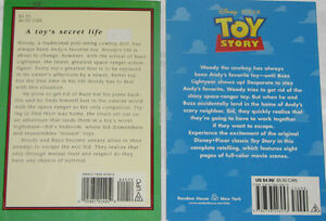 Toy Story Jr. Novel Book London Ontario image 2