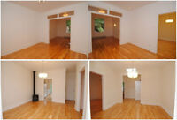 Spacious 5½ in prime NDG location steps to Villa-Maria Metro