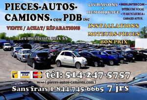 Moteur Chevy Impala Police Pack 2009 10 11 8e VIN M LGD 3.9L