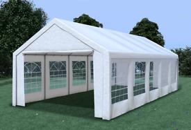 BRAND NEW Heavy Duty 3m x 9m Gazebo Marquee Canopy - NOW £300 each