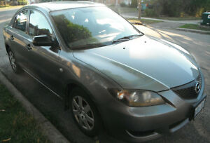 2005 Mazda Mazda3 GS Sedan Kitchener / Waterloo Kitchener Area image 2