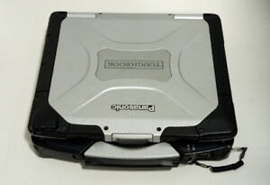 Panasonic Toughbook CF30 4GB RAM Multitouch Screen Win7 Office