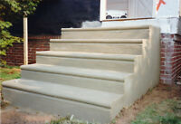 Residential concrete work!