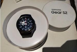 Brand new Samsung gear S2 Watch Dark grey