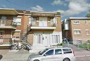 3 1/2 Ahuntsic 7min from Sauve metro and train station (July/1)