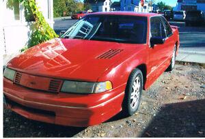 1993 Chevrolet Lumina  Z34 Sports Car