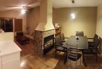 Small room in house up benchland canmore